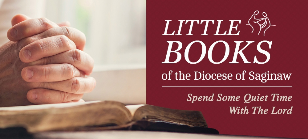 Little Books: Spend Some Quiet Time With The Lord